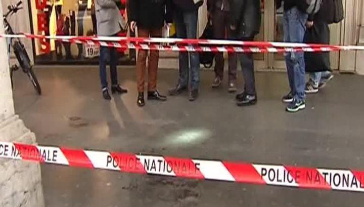 В Ницце злоумышленник обстрелял прохожих дробью