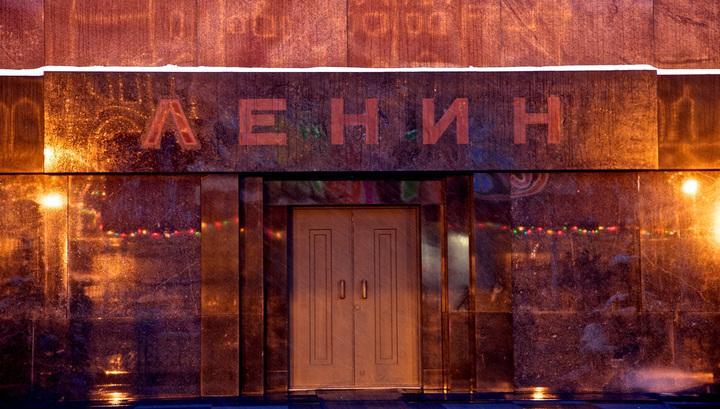 В Мавзолей Ленина вызвали скорую