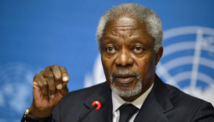 Кофи Аннан: вторжение США в Ирак было ошибкой