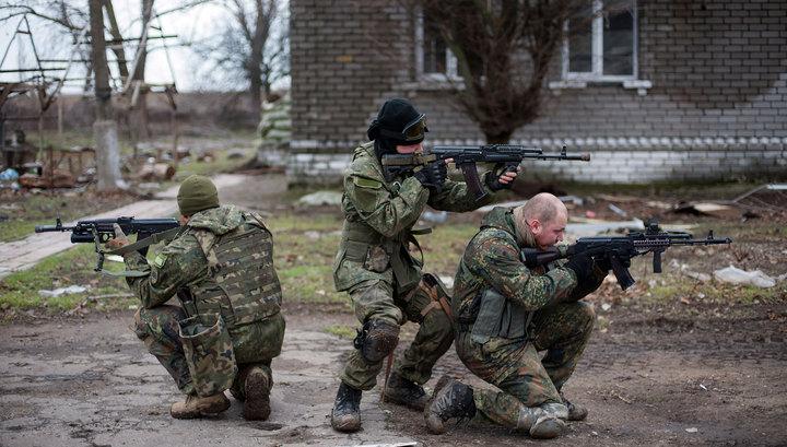 Британия отправит военных инструкторов на Украину