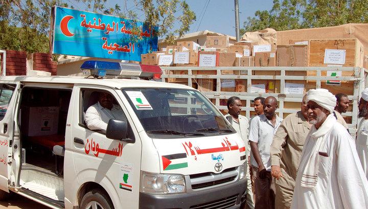 ДТП с автобусом в Судане: не менее 14 человек погибли