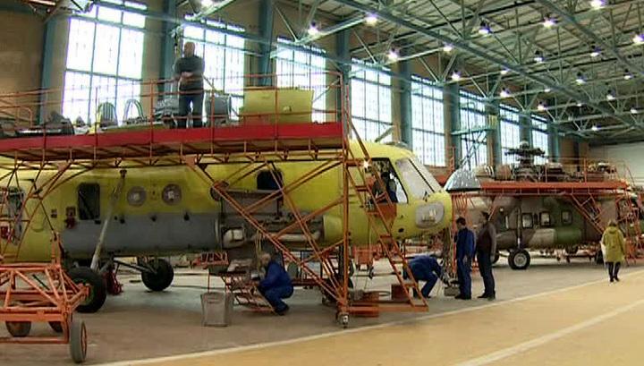 Вертолет будущего: в Казани готовятся к серийному выпуску Ми-38
