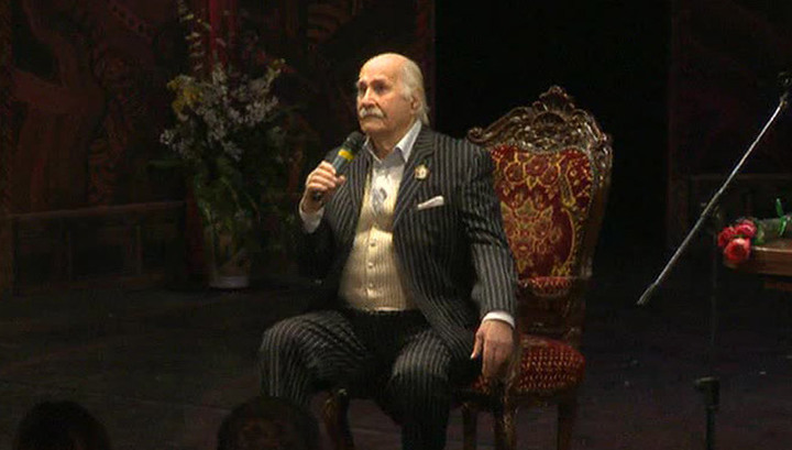 Человек-век: Владимиру Зельдину исполняется 100 лет