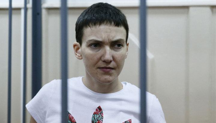 В последнем слове Савченко пригрозила продолжить сухую голодовку