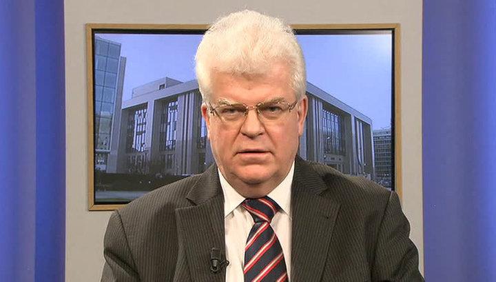 Чижов: Россия готова решать проблему сирийских беженцев совместно с ЕС и ООН