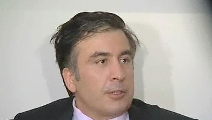 Саакашвили обвинил Яценюка и олигархов в расхищении бюджета