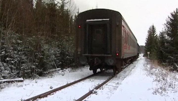 В царском селе девушка попала под поезд видео