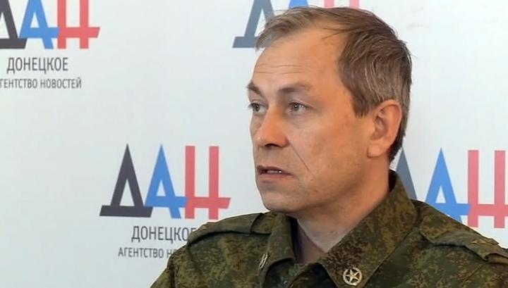 Басурин: Киев вернет технику на прежние позиции за пару часов