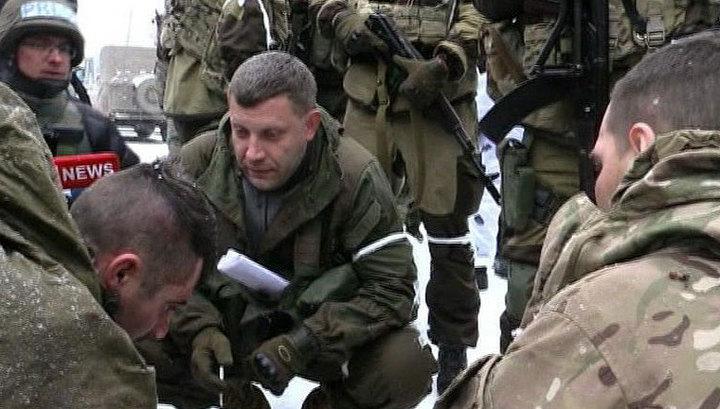 Дебальцевский котел: украинские военные начали сдаваться