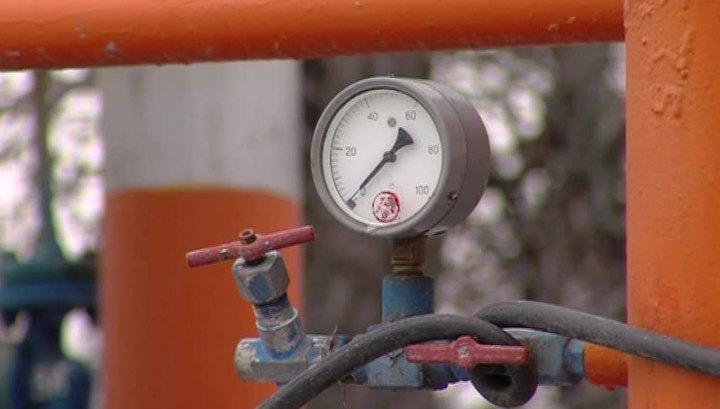 Российский газ начал поступать в Донбасс