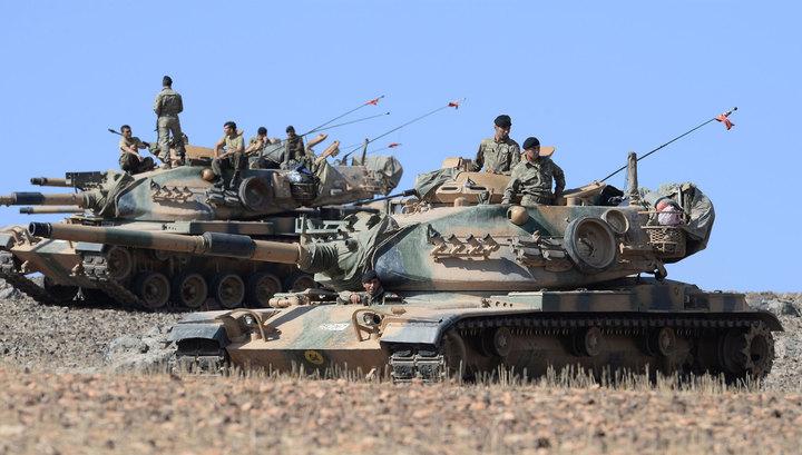 Для вывода 38 солдат из Сирии Турция применила танки, авиацию и спецслужбы