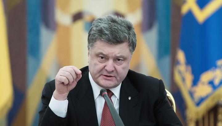 Украинский фашизм: Порошенко избрал террор формой правления