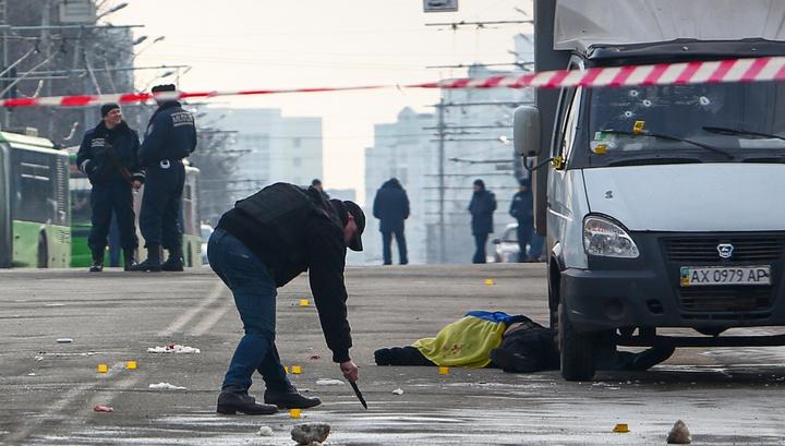 Милиция связала теракт в Харькове с предыдущими взрывами
