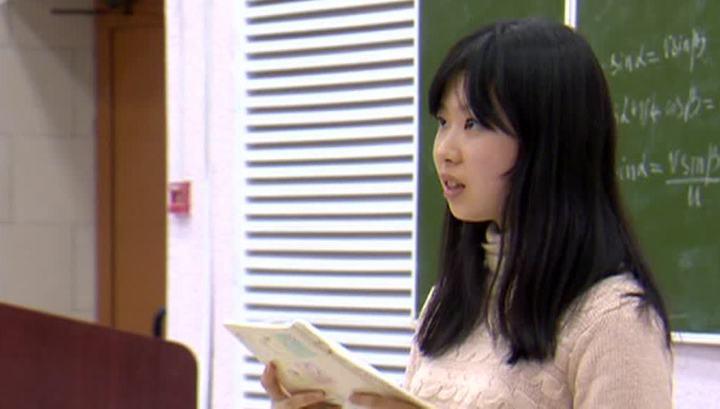 Новосибирский государственный университет принял гостей из Японии
