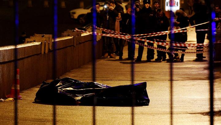 Свидетель описал убийцу Бориса Немцова, составлен портрет