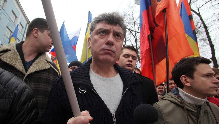СК: Немцова убили из корыстных побуждений
