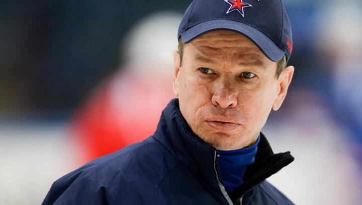 Вячеслав Быков: быть может, придет время вернуться в КХЛ