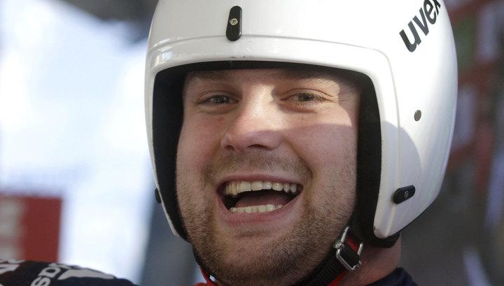 Саночник Павличенко - победитель этапа Кубка мира в Инсбруке