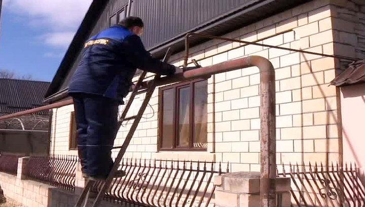 Многочисленные хищения и долги за газ - одна из проблем Дагестана