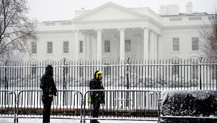 Пресс-служба Белого дома и журналисты перешли на нецензурную брань