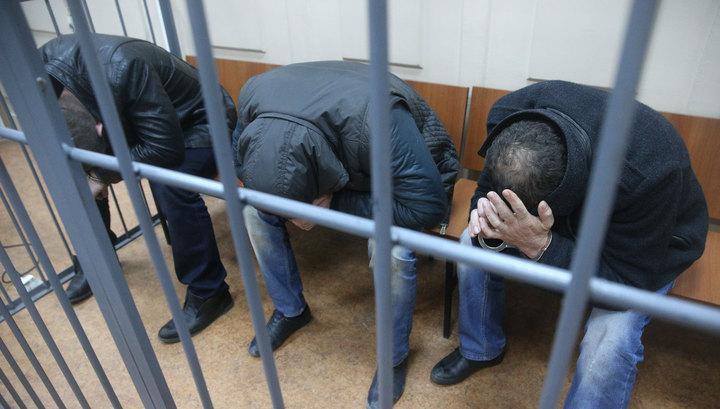 Арестованы все пятеро подозреваемых в убийстве Немцова