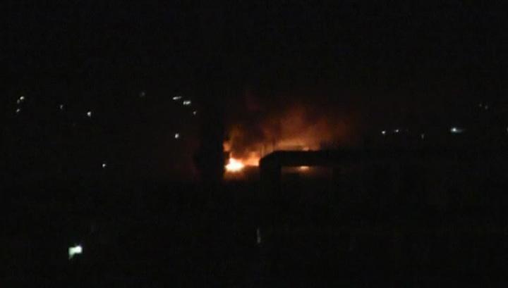 В Дамаске под обстрел боевиков попал Центр примирения