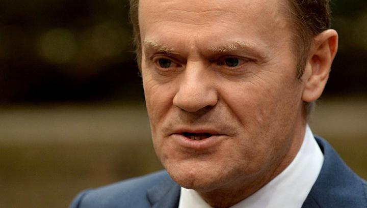 Варшава: председатель Европейского совета Туск ополчился на Польшу