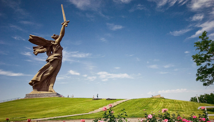 """Монумент """"Родина-мать"""" признан особо ценным объектом культурного наследия РФ"""