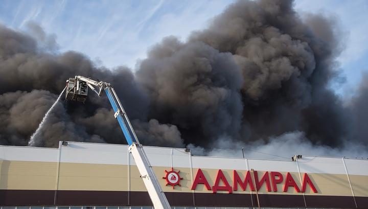 """Компания миллиардера Семина обжаловала арест имущества в рамках дела о пожаре в """"Адмирале"""""""