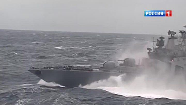 Президент поднял по тревоге 40 тысяч военных, 40 кораблей и 15 подлодок