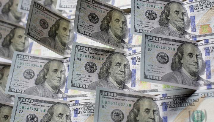 Одни Франклины: мешок Захарченко оказался полон стодолларовых купюр
