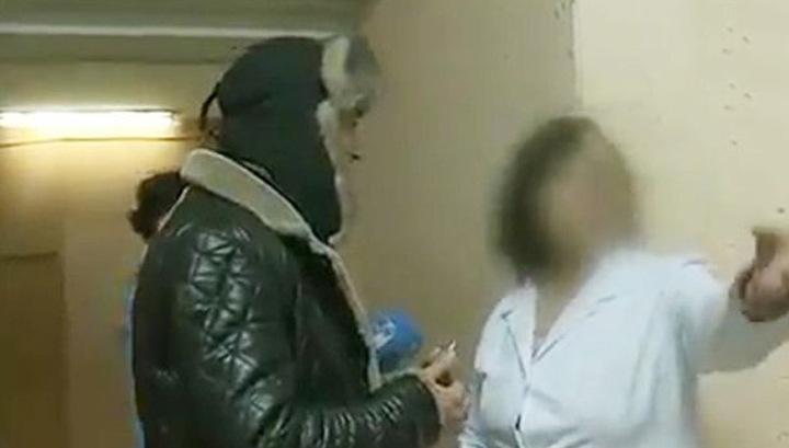 Женщина сильно укусила член мужа
