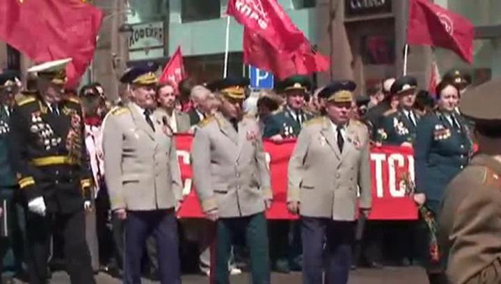 Парад Победы в Москве: без внимания не останется ни один ветеран