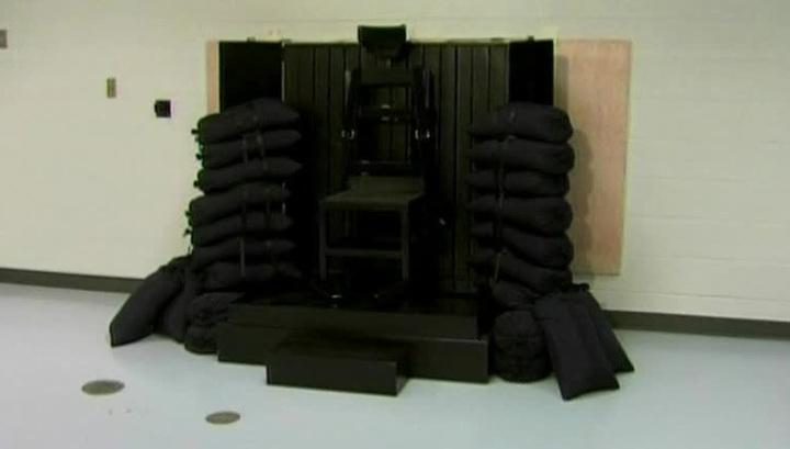 Электрический стул снова востребован