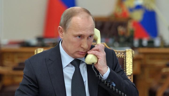 Владимир Путин и Дональд Трамп: стало известно о предстоящем телефонном разговоре лидеров