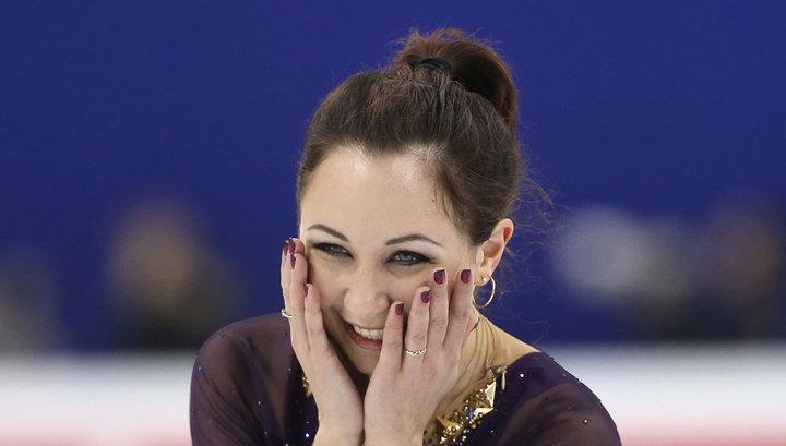 Туктамышева стала чемпионкой мира по фигурному катанию