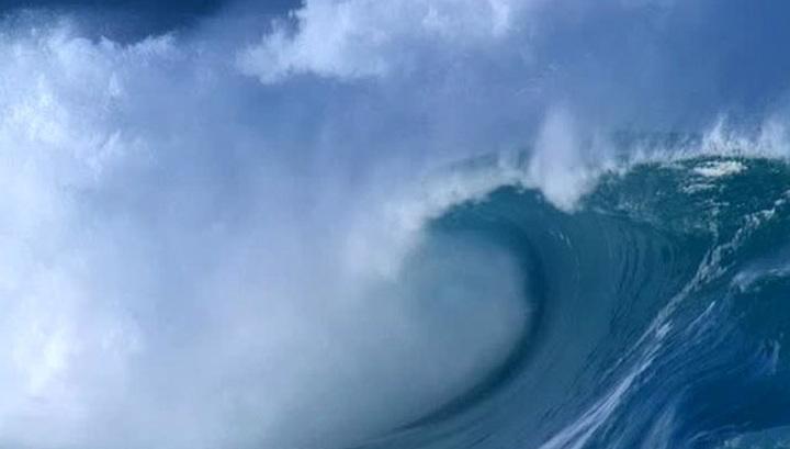 После землетрясения в Папуа - Новой Гвинее объявлена угроза возникновения цунами