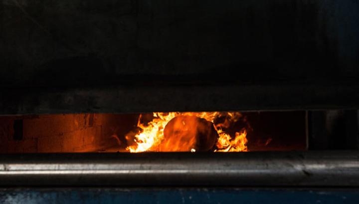 Отопление школы печкой крематория