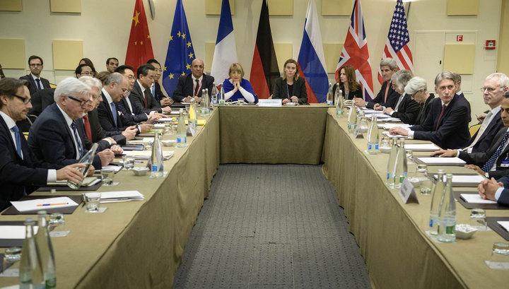 Переговоры по Ирану: соглашение достигнуто, но не зафиксировано