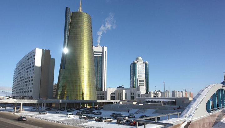 Новая столица Казахстана будет писаться через дефис