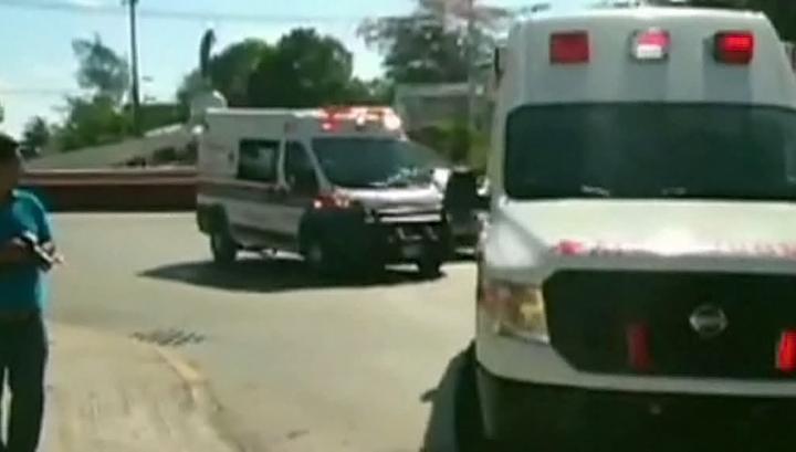 Пятеро детей погибли в ДТП в Мексике