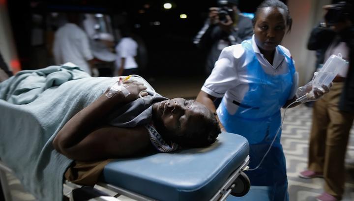 В ДТП с маршруткой в Кении погибли 12 человек