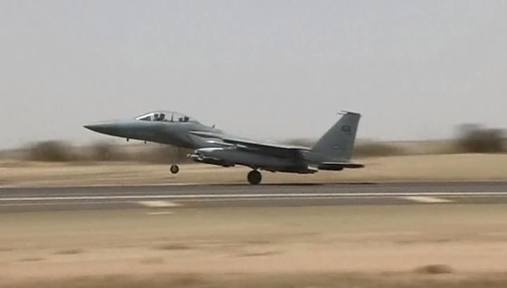 Авиация коалиции атаковала мирных сирийцев, есть погибшие и раненые