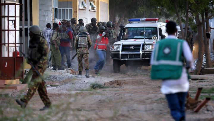 Атака на университет в Кении: одним из боевиков оказался сын чиновника