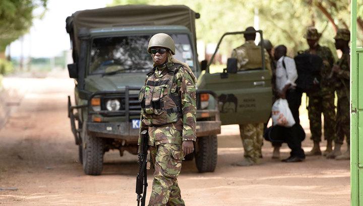 В Кении начались аресты подозреваемых в теракте против студентов