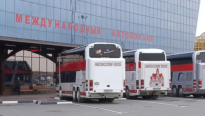 Сергей Собянин открыл новый автовокзал в Москве