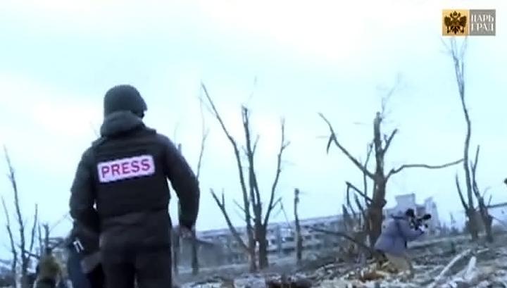 Убить журналиста: Киев переносит войну против Донбасса на репортеров