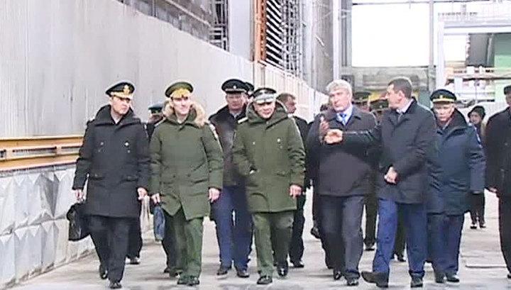 Заместитель министра обороны РФ Юрий Борисов: все идет по плану