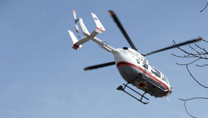 МЧС направит в Керчь три вертолета и самолет