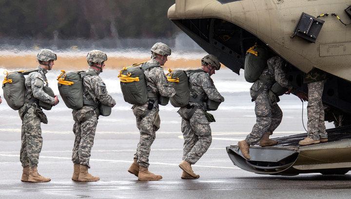 На Украине высадился американский десант
